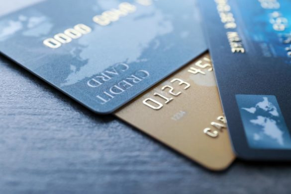 secured credit card vs. unsecured credit card